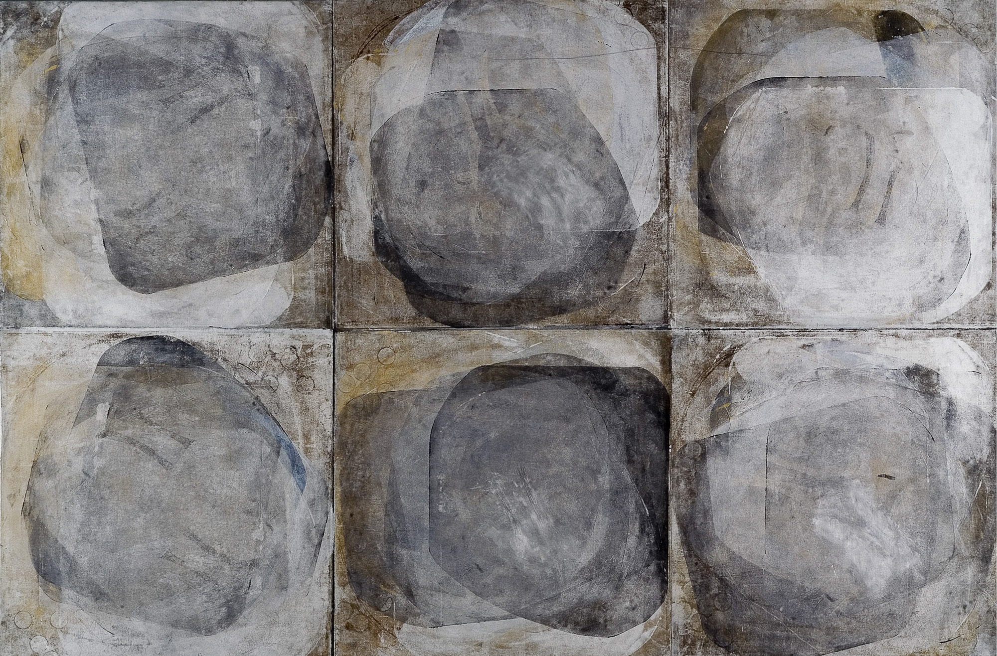 Séquence gris de peyne, 2007, 150x100cm