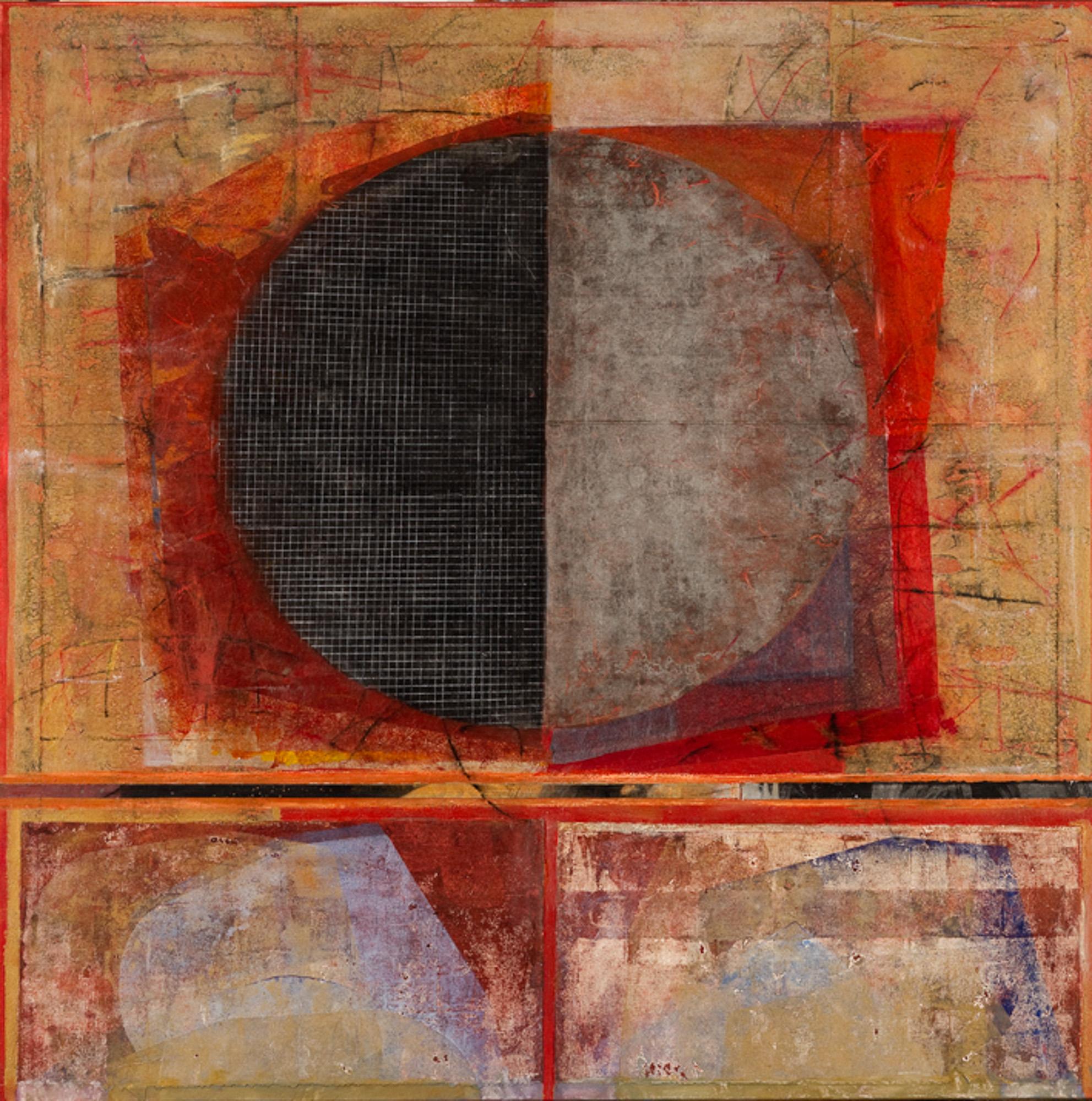 Sans titre XXX, 2010, 100x100cm
